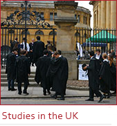study in the uk banner